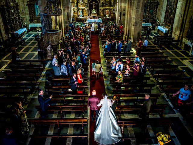 La boda de Ángela y Miguel en Cantalpino, Salamanca 12