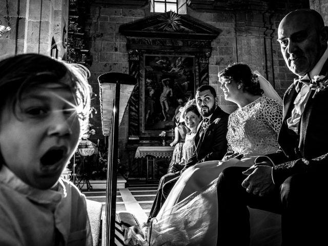 La boda de Ángela y Miguel en Cantalpino, Salamanca 13