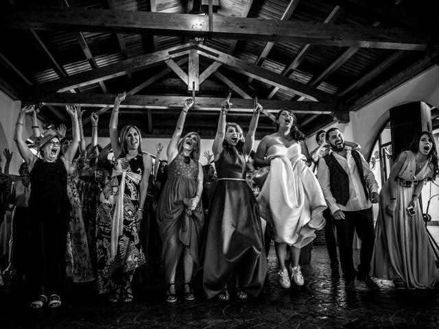 La boda de Ángela y Miguel en Cantalpino, Salamanca 21