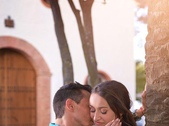 La boda de Natalia y Dani en Benajarafe, Málaga 3