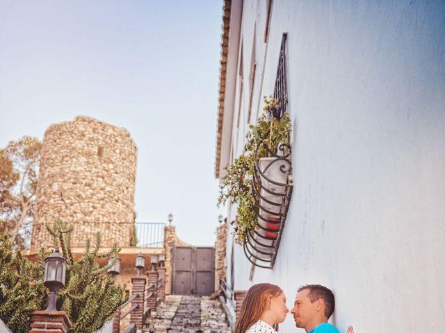 La boda de Natalia y Dani en Benajarafe, Málaga 8