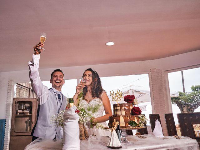 La boda de Natalia y Dani en Benajarafe, Málaga 10