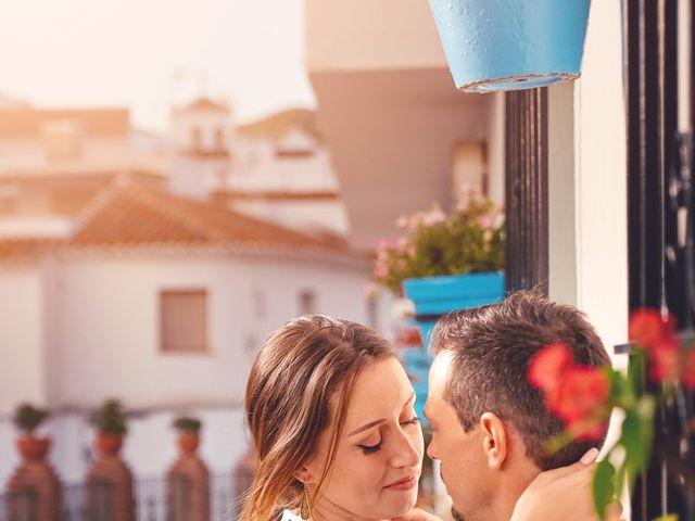 La boda de Natalia y Dani en Benajarafe, Málaga 12