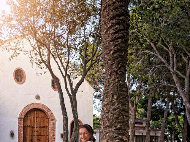 La boda de Natalia y Dani en Benajarafe, Málaga 14