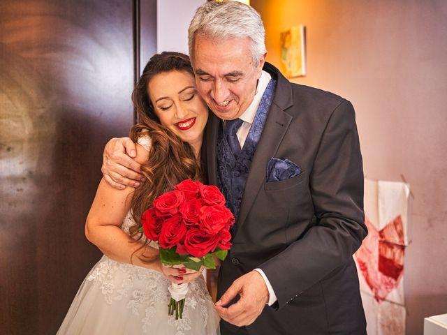 La boda de Natalia y Dani en Benajarafe, Málaga 27