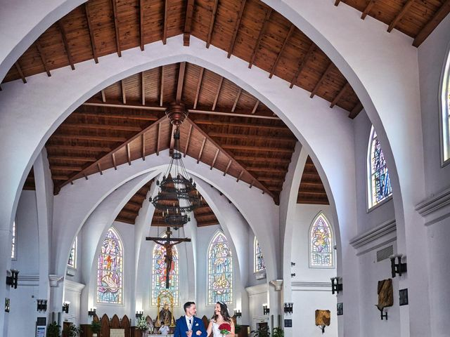 La boda de Natalia y Dani en Benajarafe, Málaga 39