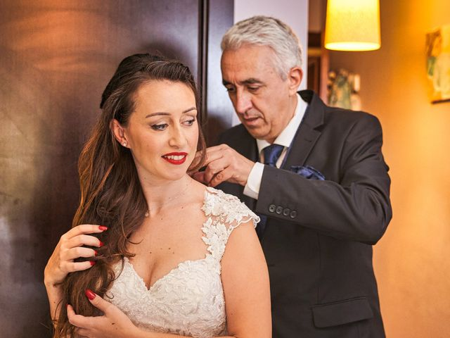 La boda de Natalia y Dani en Benajarafe, Málaga 40