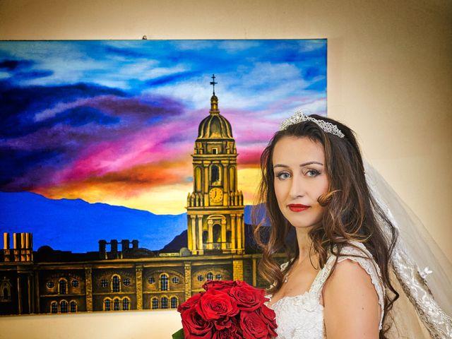 La boda de Natalia y Dani en Benajarafe, Málaga 42