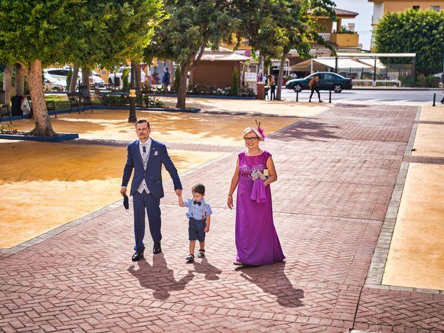 La boda de Natalia y Dani en Benajarafe, Málaga 44