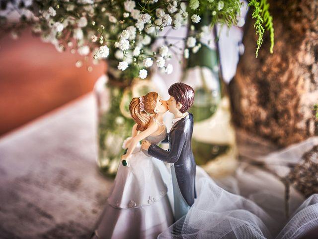 La boda de Natalia y Dani en Benajarafe, Málaga 45