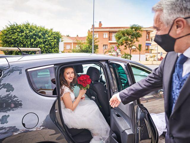La boda de Natalia y Dani en Benajarafe, Málaga 46