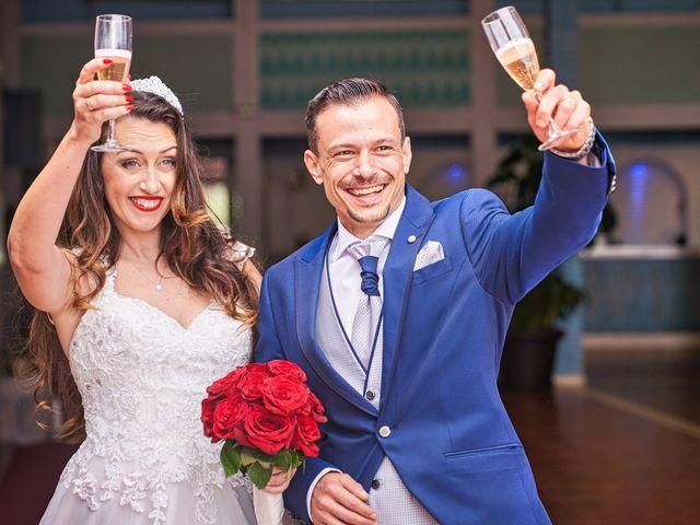 La boda de Natalia y Dani en Benajarafe, Málaga 47