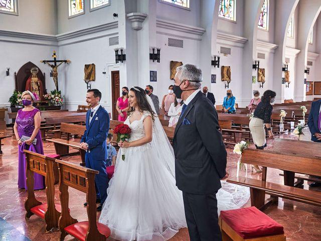 La boda de Natalia y Dani en Benajarafe, Málaga 48
