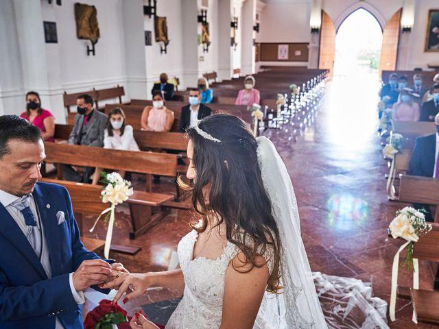 La boda de Natalia y Dani en Benajarafe, Málaga 50