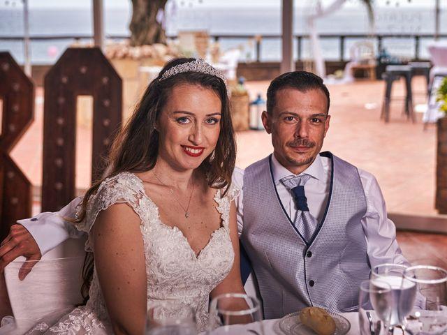 La boda de Natalia y Dani en Benajarafe, Málaga 51