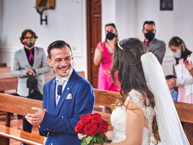 La boda de Natalia y Dani en Benajarafe, Málaga 52