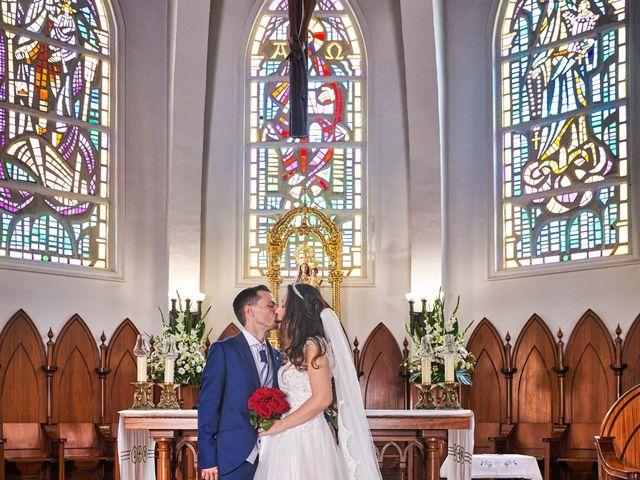 La boda de Natalia y Dani en Benajarafe, Málaga 54