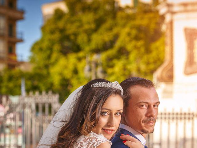 La boda de Natalia y Dani en Benajarafe, Málaga 55