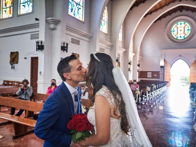 La boda de Natalia y Dani en Benajarafe, Málaga 56