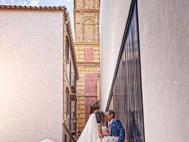 La boda de Natalia y Dani en Benajarafe, Málaga 57