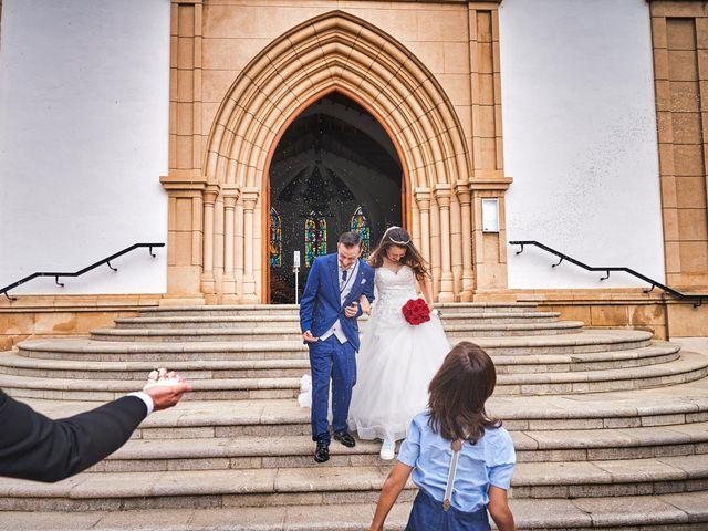 La boda de Natalia y Dani en Benajarafe, Málaga 58
