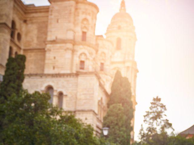 La boda de Natalia y Dani en Benajarafe, Málaga 61