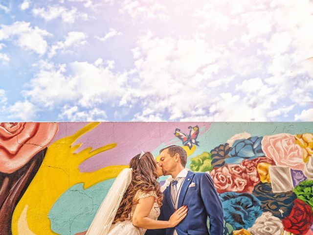 La boda de Natalia y Dani en Benajarafe, Málaga 62