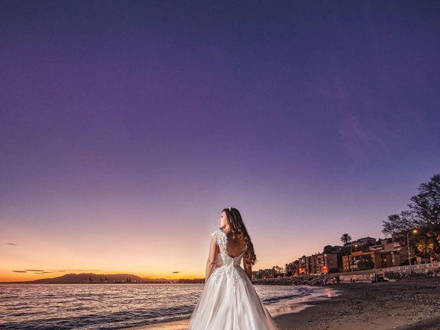 La boda de Natalia y Dani en Benajarafe, Málaga 64