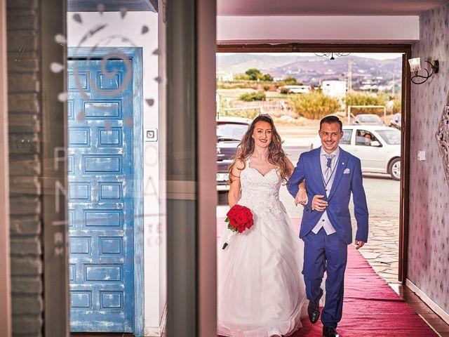 La boda de Natalia y Dani en Benajarafe, Málaga 65