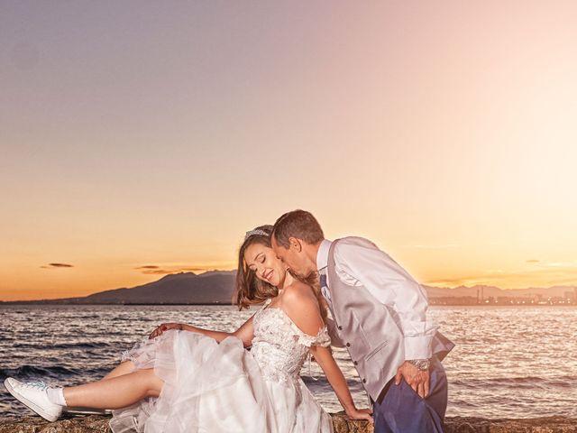 La boda de Natalia y Dani en Benajarafe, Málaga 66