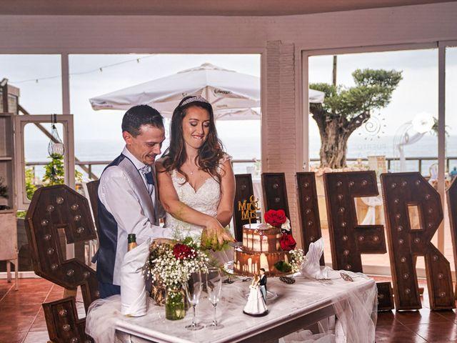 La boda de Natalia y Dani en Benajarafe, Málaga 70