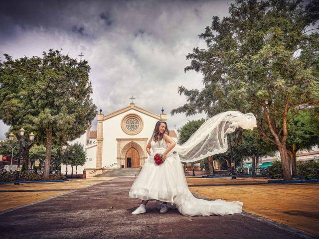 La boda de Natalia y Dani en Benajarafe, Málaga 71