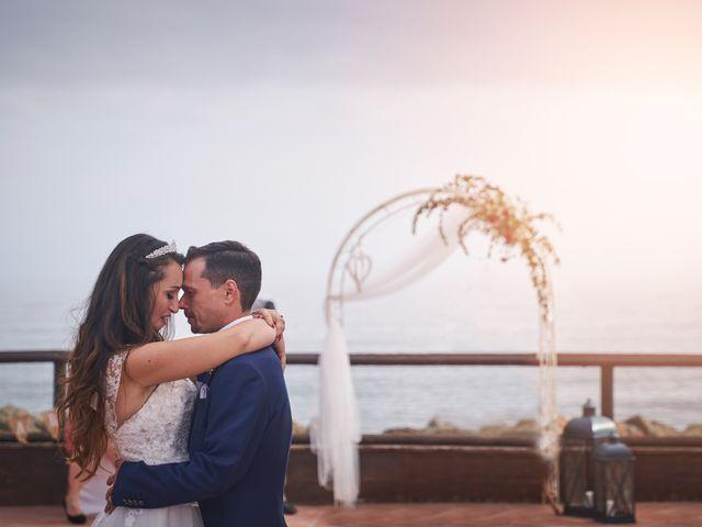 La boda de Natalia y Dani en Benajarafe, Málaga 72