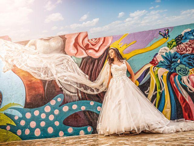 La boda de Natalia y Dani en Benajarafe, Málaga 1