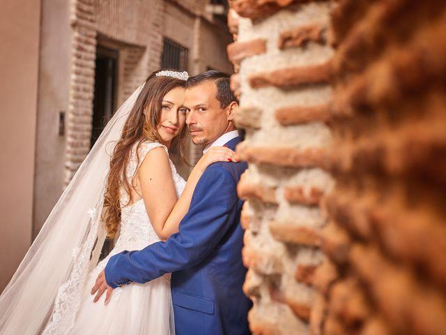 La boda de Natalia y Dani en Benajarafe, Málaga 73