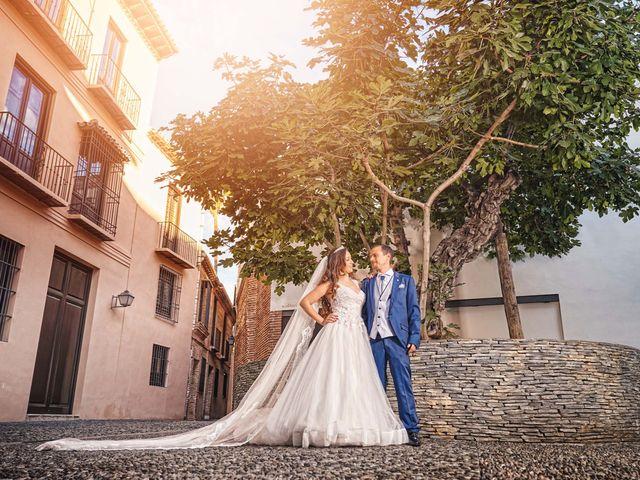 La boda de Natalia y Dani en Benajarafe, Málaga 74