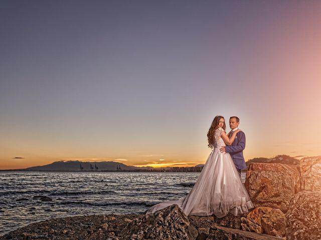 La boda de Natalia y Dani en Benajarafe, Málaga 79