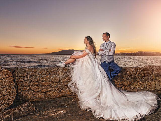 La boda de Natalia y Dani en Benajarafe, Málaga 81