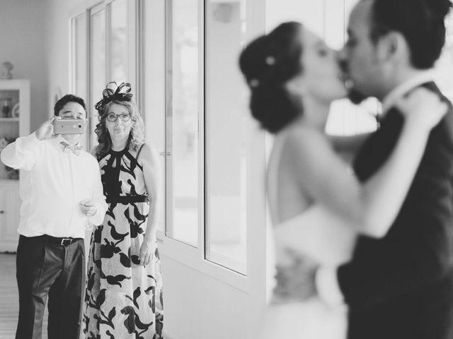 La boda de Sheila y Marcos en Sant Vicenç De Montalt, Barcelona 3