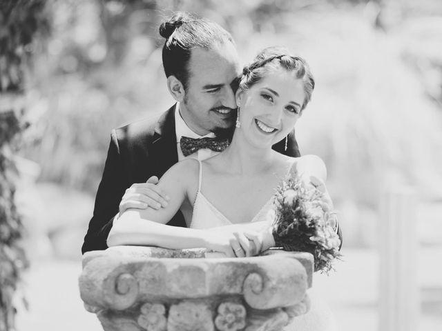 La boda de Sheila y Marcos en Sant Vicenç De Montalt, Barcelona 9