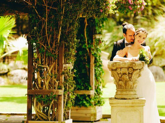 La boda de Sheila y Marcos en Sant Vicenç De Montalt, Barcelona 10