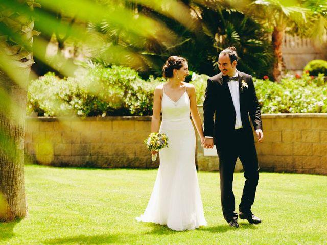 La boda de Sheila y Marcos en Sant Vicenç De Montalt, Barcelona 11