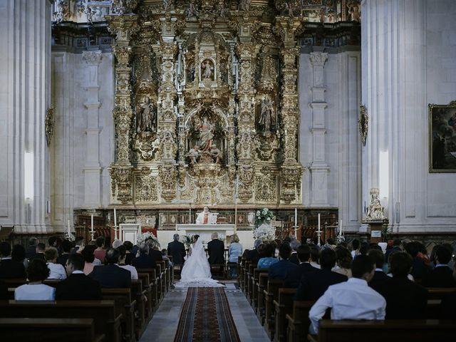 La boda de Gonzalo y Laura en Burgos, Burgos 1