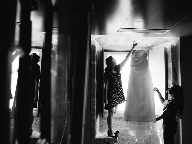 La boda de Samuel y Karla en Nogueira De Ramuin, Orense 8