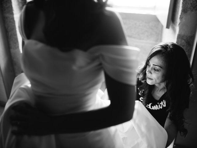 La boda de Samuel y Karla en Nogueira De Ramuin, Orense 10