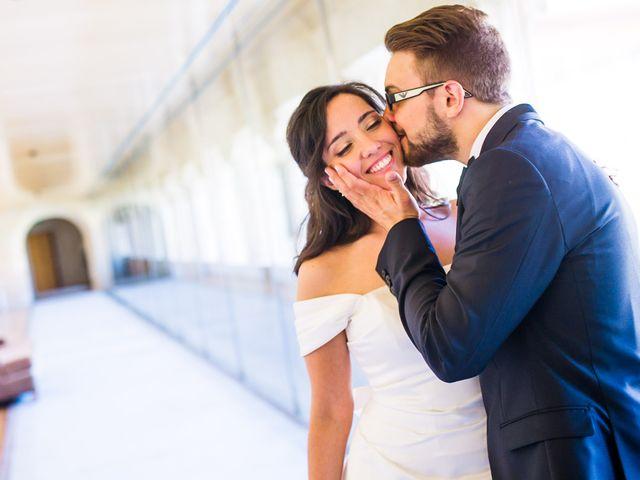 La boda de Samuel y Karla en Nogueira De Ramuin, Orense 13