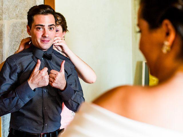La boda de Samuel y Karla en Nogueira De Ramuin, Orense 16