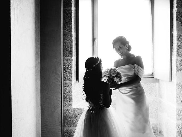 La boda de Samuel y Karla en Nogueira De Ramuin, Orense 18
