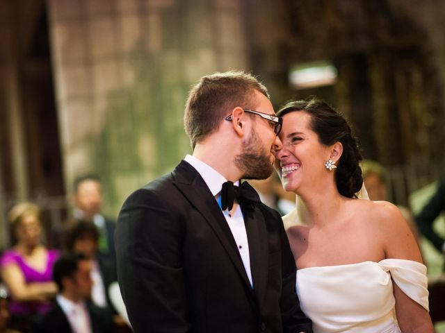 La boda de Samuel y Karla en Nogueira De Ramuin, Orense 20