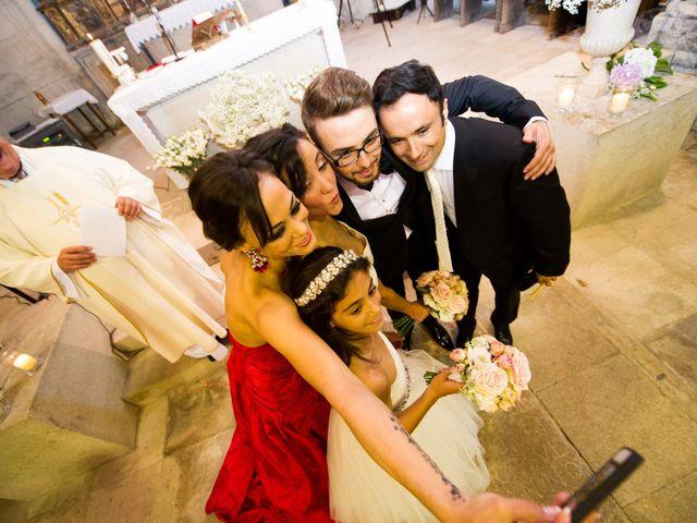 La boda de Samuel y Karla en Nogueira De Ramuin, Orense 21